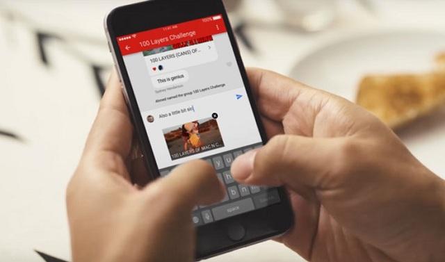 YouTube: Νέα υπηρεσία άμεσων μηνυμάτων