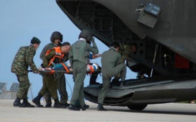Αεροδιακομιδή για τη διάσωση Γερμανού τουρίστα στη Σκόπελο