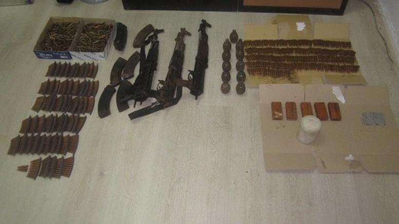 Σε ομάδες μπράβων στην Αθήνα πήγαιναν τα όπλα από τη Θεσπρωτία