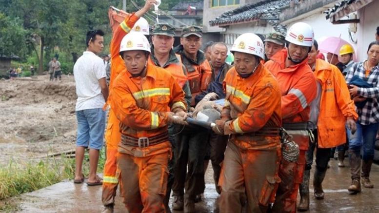 Φόβοι για έως και 100 νεκρούς από τα 6,6 Ρίχτερ στην Κίνα