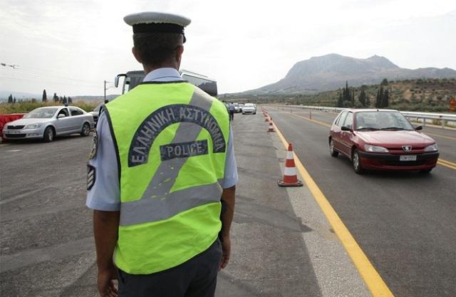 9 συλλήψεις χθες σε τροχονομικούς ελέγχους