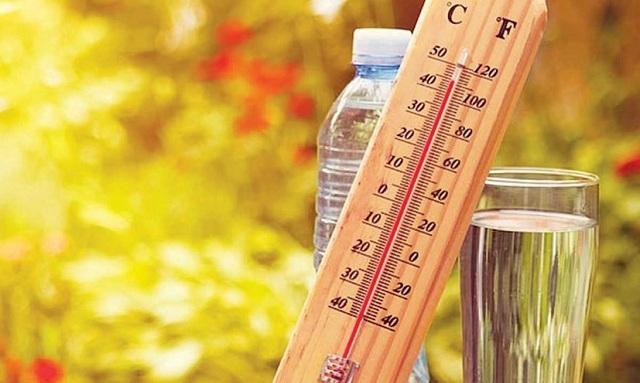 Παραμένει το θερμό κύμα