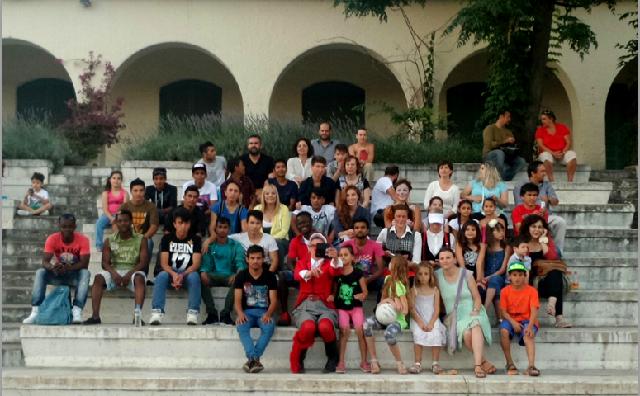 1.300 προσφυγόπουλα στην Παιδόπολη Αγριάς