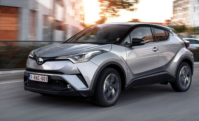 Ανακαλείται το νέο Toyota C-HR στην Ελλάδα