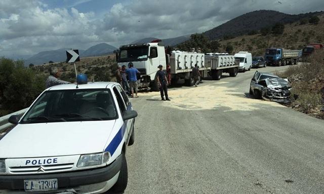 Τραγωδία στην άσφαλτο της Ζακύνθου: Απανθρακώθηκε 26χρονος οδηγός [εικόνες]