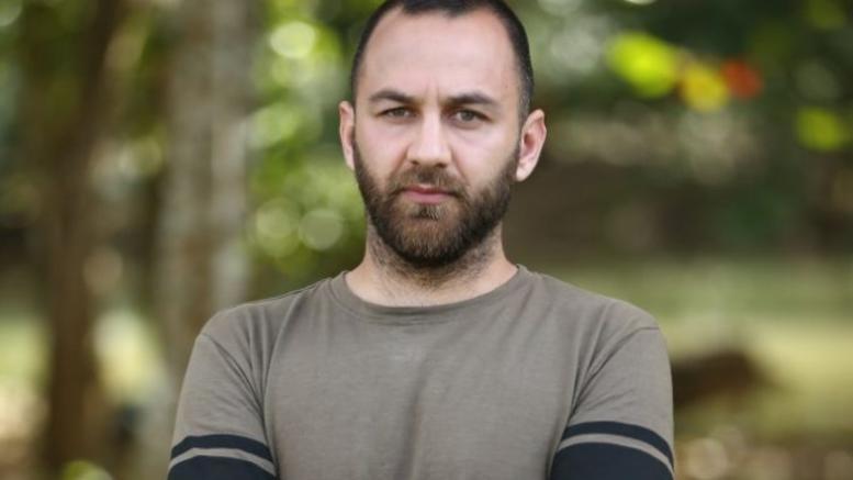 O K. Αναγνωστόπουλος μιλά για την πιο συγκινητική στιγμή του στο Survivor