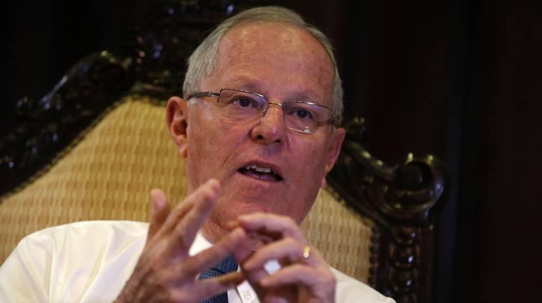 Πρόεδρος Περού: Δικτάτορας ο Μαδούρο, να παραιτηθεί