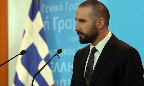 Τζανακόπουλος: Προτεραιότητα η έξοδος από το Μνημόνιο τον Αύγουστο του 2018
