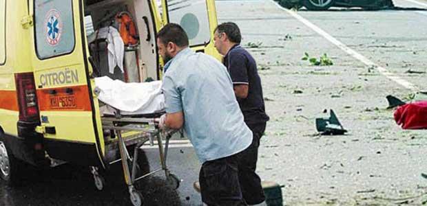 Θανατηφόρο στις Μικροθήβες με μία νεκρή και τρεις τραυματίες