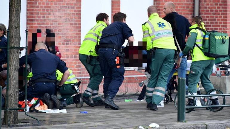 Πυροβολισμοί σε κλαμπ στην Σουηδία