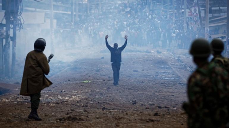Συνεχίζεται η ένταση στην Κένυα