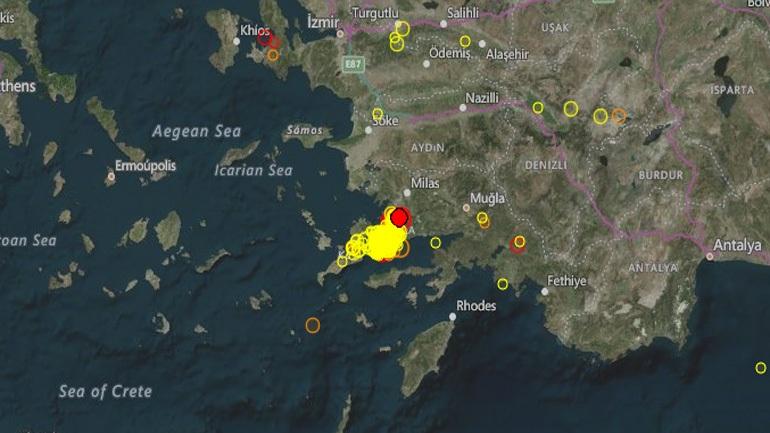 Σεισμός 5R στην Τουρκία