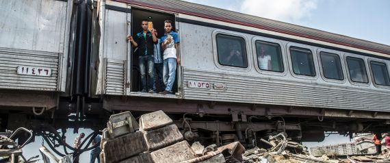Υπό κράτηση οι μηχανοδηγοί των τρένων που συγκρούστηκαν με αποτέλεσμα τον θάνατο 41 ανθρώπων
