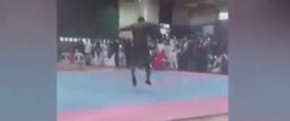 Βίντεο: Μποντιμπίλντερ σκοτώθηκε σε διαγωνισμό, μπροστά στα μάτια του κοινού