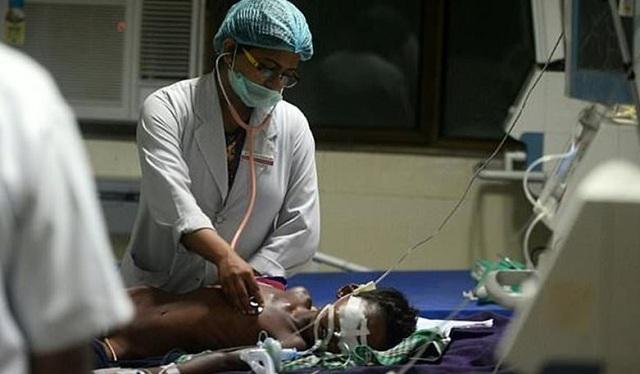 64 παιδιά πέθαναν σε νοσοκομείο επειδή σταμάτησε η παροχή οξυγόνου λόγω χρεών
