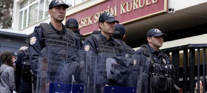 Τουρκία: Υποπτος ως τζιχαντιστής μαχαίρωσε μέχρι θανάτου αστυνομικό