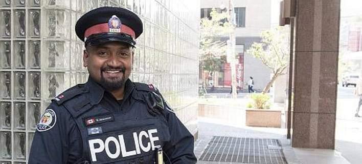 Η ιστορία 18χρονου κλέφτη ρούχων και η αντίδραση του αστυνομικού που συγκίνησε τον Καναδά