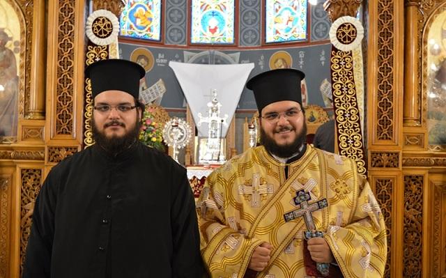 Δίδυμα αδέλφια κληρικοί της Μητρόπολης Δημητριάδος