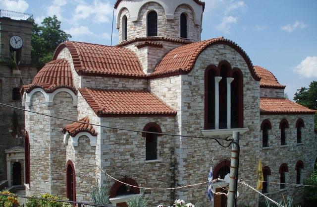 Πανηγυρίζουν οι Ναοί του Αγίου Αποστόλου του Νέου