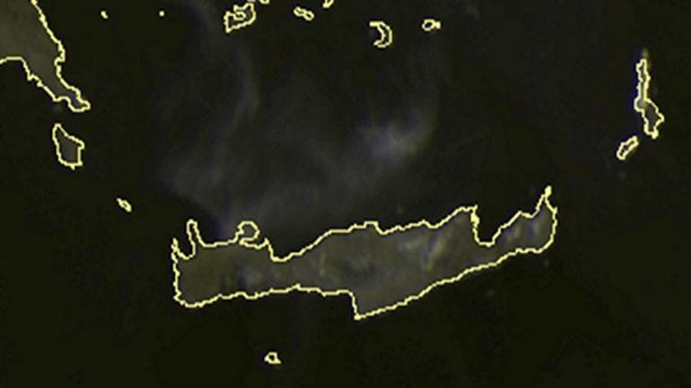 Οι καπνοί από τις πυρκαγιές της Αττικής αναστατώνουν και την Κρήτη!