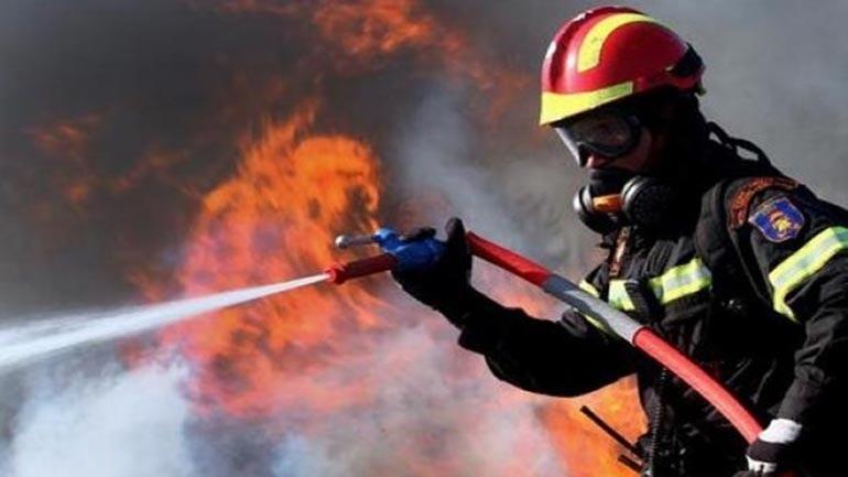 Πάτρα: Φωτιά σε δασική περιοχή στο Κούμπερι του δήμου Ερυμάνθου