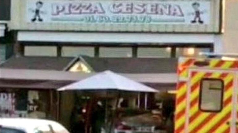 Γαλλικό ΥΠΕΣ: Δεν σχετίζεται με τρομοκρατία το περιστατικό με το όχημα που εισέβαλε στην πιτσαρία