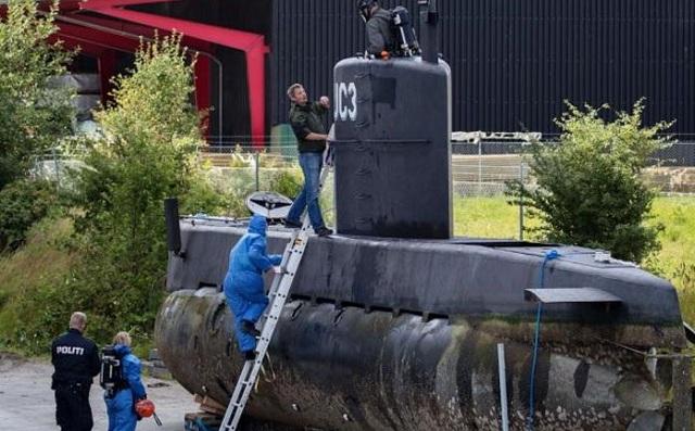 Μυστήριο με τη σκόπιμη βύθιση ιδιωτικού υποβρυχίου και την εξαφάνιση Σουηδέζας δημοσιογράφου
