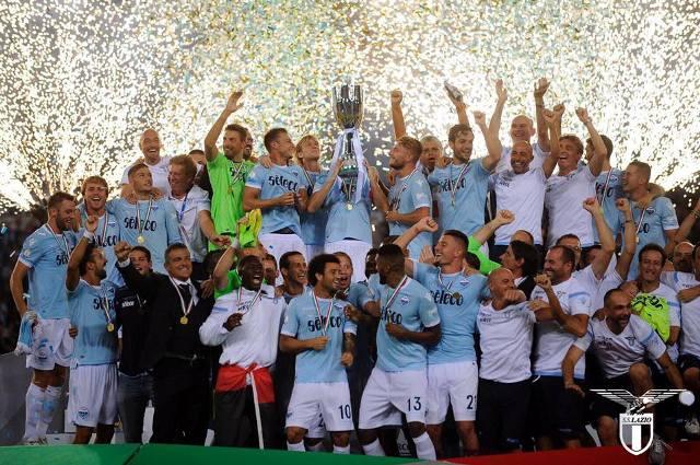 Στην Λάτσιο  το Super Cup