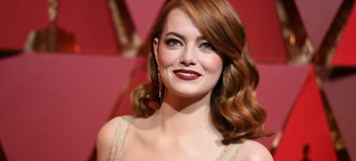 Η Εμα Στόουν η πιο ακριβοπληρωμένη ηθοποιός για φέτος