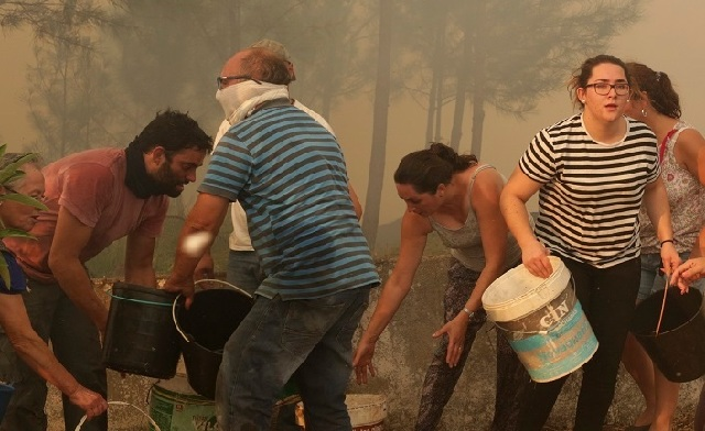 Στάχτη έγιναν πάνω από ένα εκατομμύριο στρέμματα στην Πορτογαλία