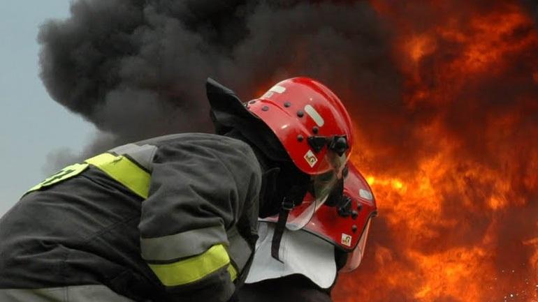 Υπό μερικό έλεγχο η πυρκαγιά στο Ρατζακλί Κεφαλονιάς