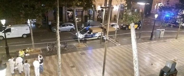 Τρόμος πάνω από την Ισπανία μετά το διπλό χτύπημα του ISIS