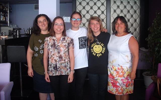 Δεκαπέντε νέοι Ρουμάνοι προετοιμάζονται στον Βόλο για τη διεθνή Ολυμπιάδα