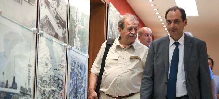 Σπίρτζης: «Ο,τι και να κάνουν η αποϊδιωτικοποίηση του ΟΑΣΘ ολοκληρώθηκε»