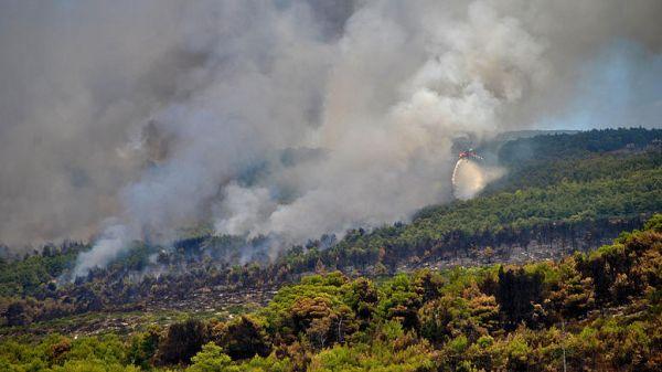 Σε μια ημέρα 67 πυρκαγιές - Οι εξελίξεις σε όλα τα μετωπα