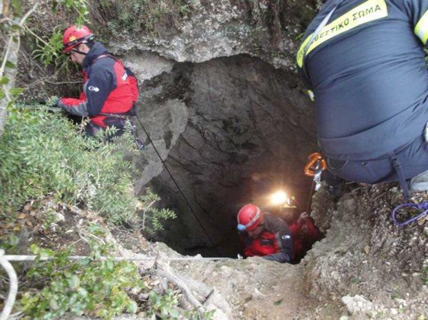 Φριχτός θάνατος 83χρονης από πτώση σε πηγάδι στην Κάτω Γατζέα