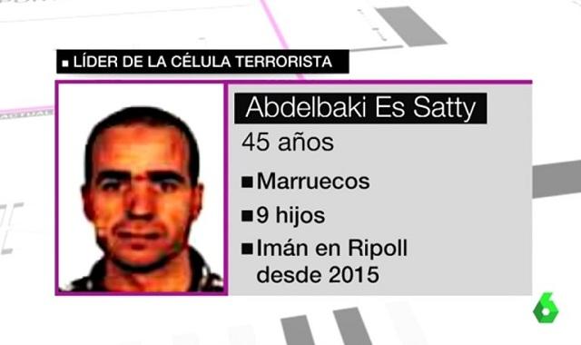 Επίθεση στη Βαρκελώνη: Ο ιμάμης του θανάτου είχε ταξιδέψει σε Βέλγιο, Γαλλία και Μαρόκο