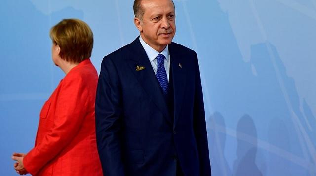 Η Μέρκελ το επισημοποίησε: Η Γερμανία άλλαξε πολιτική απέναντι στην Τουρκία