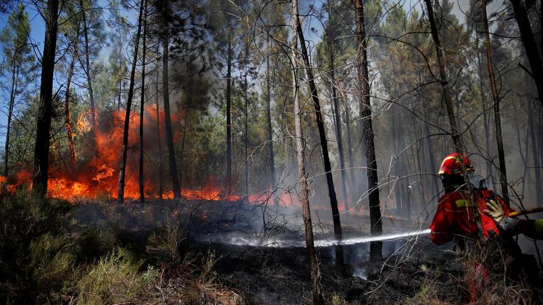 Πορτογαλία: Συνετρίβη ελικόπτερο της πυροσβεστικής. Ενας νεκρός