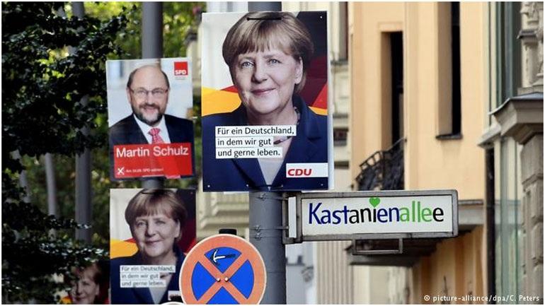 Χορός εκατομμυρίων στην προεκλογική εκστρατεία της Γερμανίας
