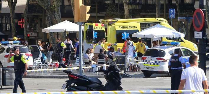Οι πρώτες εικόνες του τζιχαντιστή που σκόρπισε τον θάνατο στην Βαρκελώνη