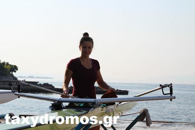ΑΝΑΣΤΑΣΙΑ ΒΟΝΤΖΟΥ Η μεγαλύτερη «κούρσα» της ζωής της,  έχει μόλις ξεκινήσει για την 18χρονη Βολιώτισσα