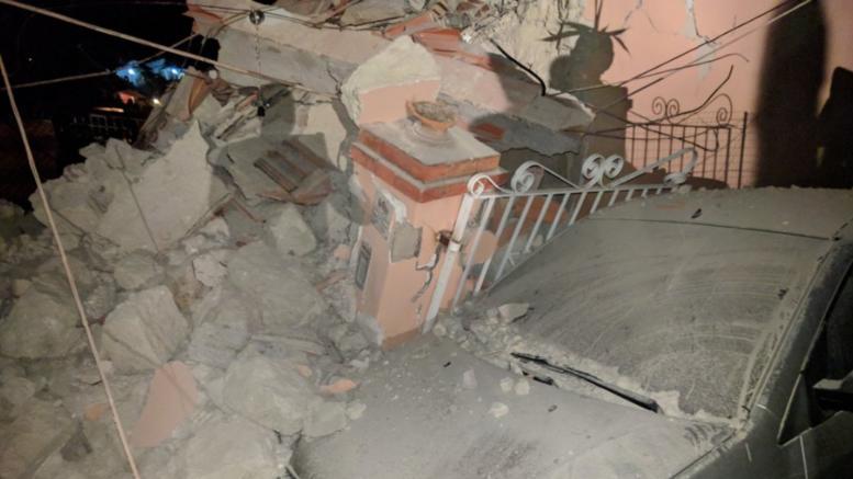 Σεισμός 4 Ρίχτερ στην Ιταλία: 2 νεκροί, 39 τραυματίες