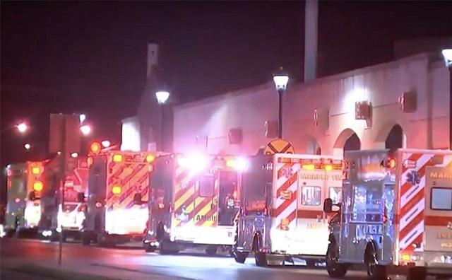 Σύγκρουση τρένων στην Πενσυλβάνια. Περισσότεροι από 30 οι τραυματίες