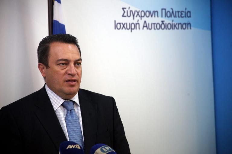 Στο νοσοκομείο ο Ευριπίδης Στυλιανίδης. Τραυματίστηκε στις διακοπές του