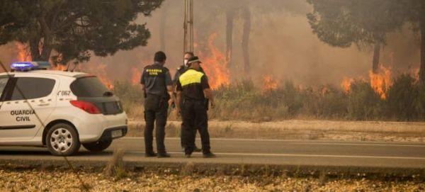 Ισπανία: Ρεκόρ πυρκαγιών φέτος για την τελευταία 5ετία - Καταστράφηκαν 750.260 στρέμματα