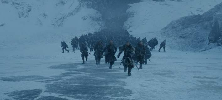 Game of Thrones: Φωτογραφίες από το νέο επεισόδιο του 7ου κύκλου