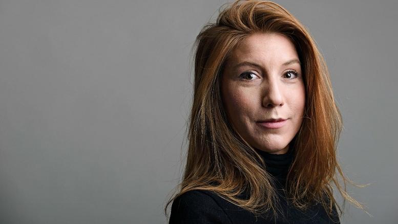 Σε σουηδέζα δημοσιογράφο ανήκει το ακέφαλο πτώμα στη Δανία
