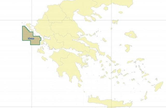 Αναρτήθηκαν οι χάρτες για έρευνα υδρογονανθράκων σε Ιόνιο και Κρήτη