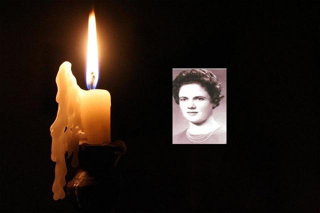 40ημερο μνημόσυνο ΑΙΚΑΤΕΡΙΝΗΣ ΚΑΡΑΠΑΝΟΥ- ΜΑΚΡΗ